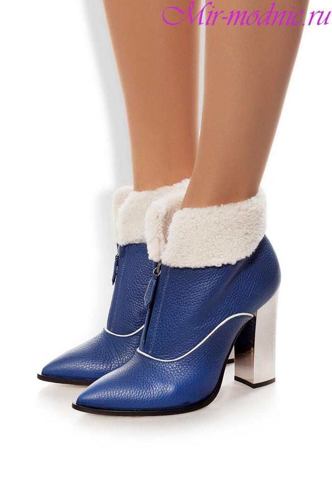 Весенняя обувь 2018 женская