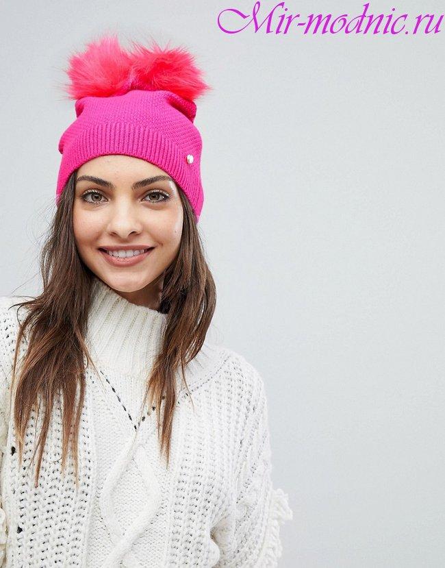 Головные уборы 2018 года модные тенденции фото осень зима