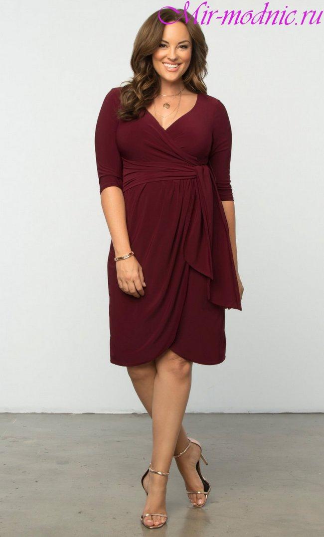 Модные летние платья 2018 фото для женщин за 40 для полных