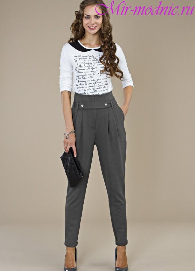 Женские брюки осень зима 2018 года модные тенденции