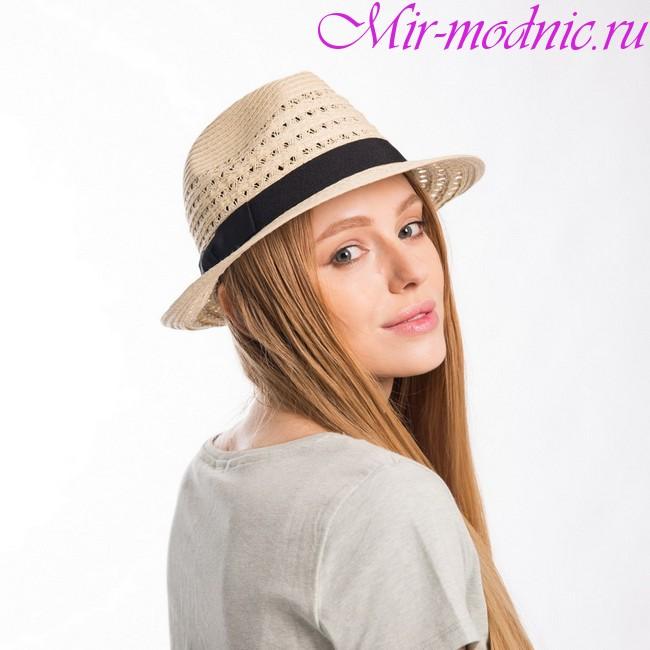 Летние шляпы от солнца женские