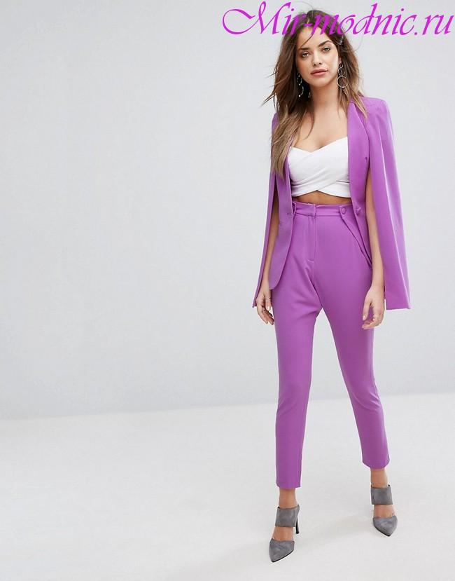 Модные цвета лето 2018 года в одежде