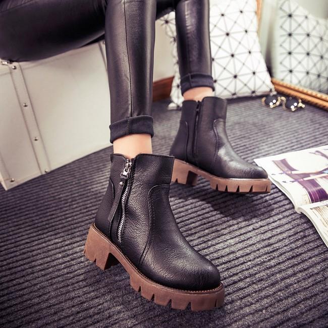 Модная обувь осень зима 2018 фото женская