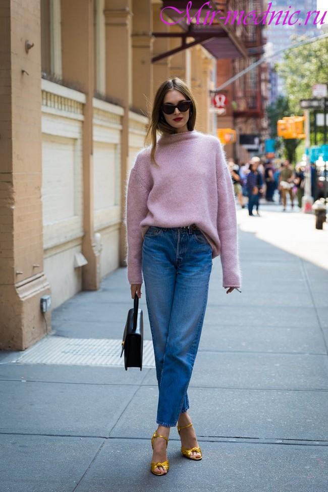 Модные луки на осень 2018 для девушек