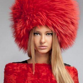 Модные шапки осень зима 2018 2019 модные тренды