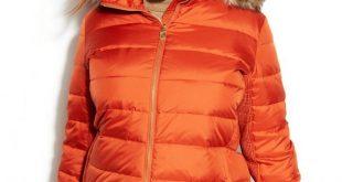 Пуховики женские зима 2018 для полных фото
