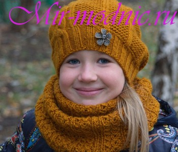 Шапки детские вязаные зима 2018 2019 года модные тенденции