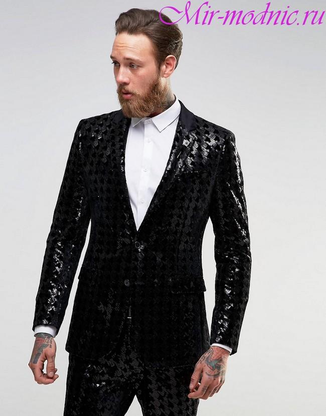 Мужские пиджаки 2019 года