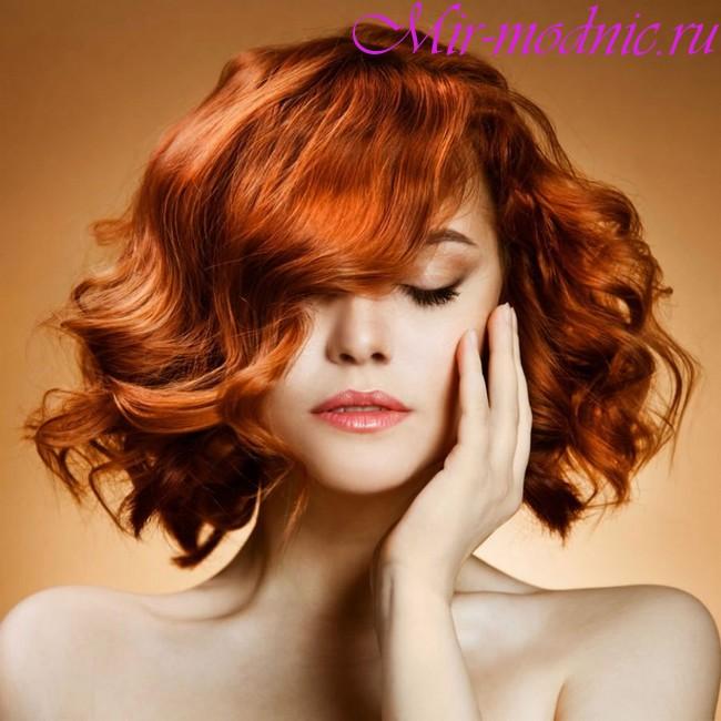 Модное окрашивание волос 2018 на средние волосы