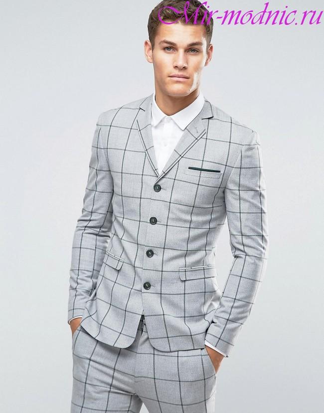 Мужские костюмы 2018